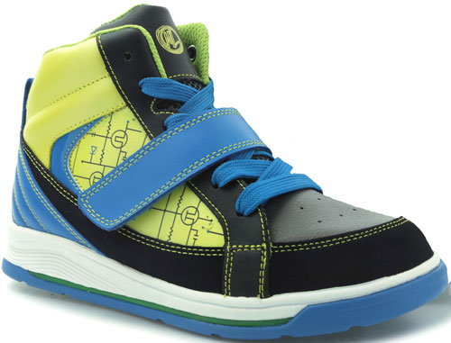 Clarks Full Pulse Lime 500