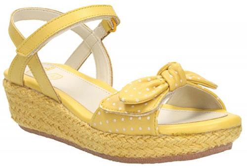 Clarks Harpy Rita Yellow 500
