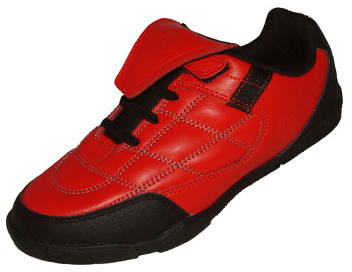 Clarks Referee Red 500 new