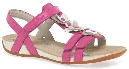 Clarks Rio Dance Pink 500
