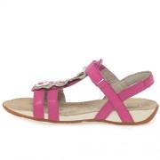 Clarks Rio Dance Pink side 500