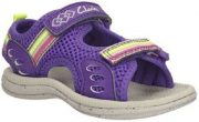 Clarks Star Games Purple 500 close