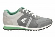 Clarks Super Run Grey Combi side 500