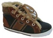 Clarks Top Boat Brown