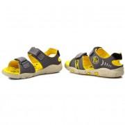 Clarks Tyrano Roar Grey pair