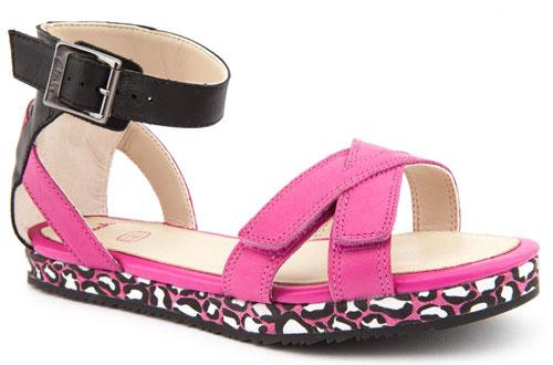 Clarks Zeps Dew Pink 500