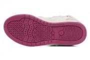 Geox Creamy F white lt grey sole 500