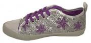 Guess Linzee Low Silver Purple Side 500