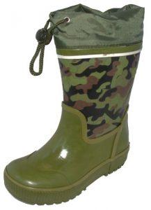 Gios Eppo Chapparon Rain boots Khaki 500