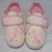 SR Glitter Wing Cream Pink 2 shoes 500