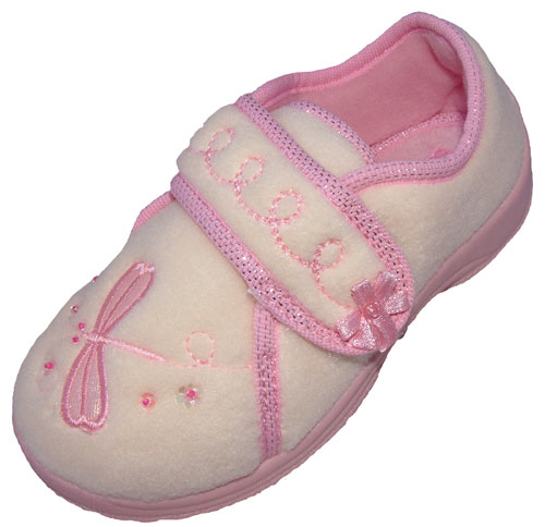 SR Glitter Wing Cream Pink 500