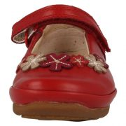 Clarks Elza LIly Red front