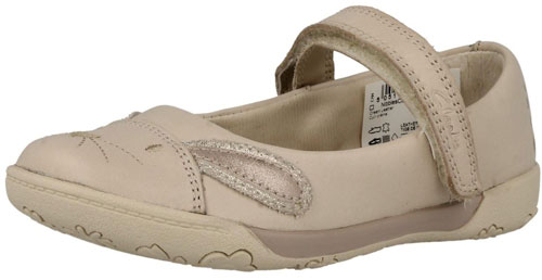 Clarks Nibbles Cute Cream 500
