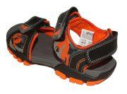 Clarks Zalmo Go Black Combi (Water Friendly) Heel 500