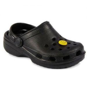 Crocsies Black 500