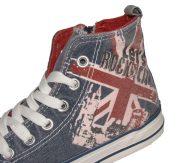 Union Jack Heel 500