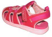 Clarks Beach Fun Hot Pink Heel 500