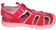 Clarks Beach Fun Hot Pink Side 500