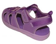 Clarks Beach Fun Purple Heel 500