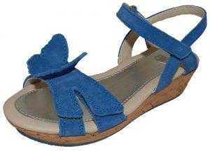 Clarks Harpy Gem Blue 500