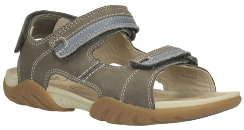 Clarks Mirlo Air Grey 500