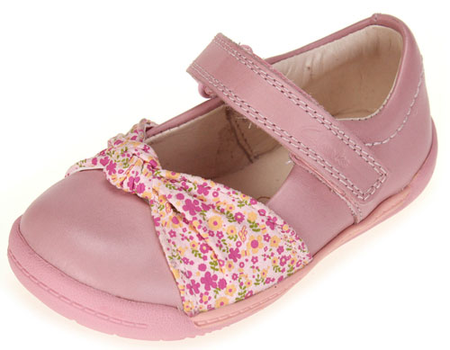 Clarks Softly Nia Pink 500