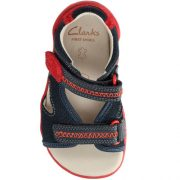 Clarks Softly Rhys Navy Top 500