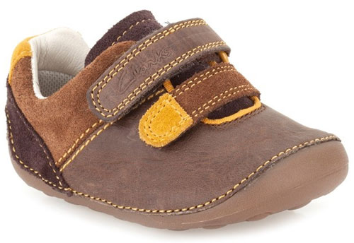 Clarks Tiny Seb Brown 500
