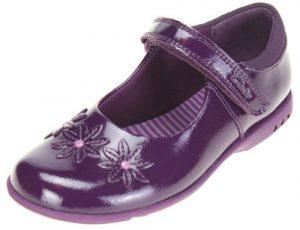 Clarks Trixibeth Purple 500