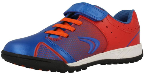 Clarks In Goal Red 500