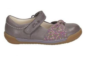 Clarks Softly Nia Purple Side 500
