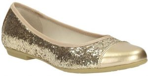 Clarks Tizz Solo Gold 500