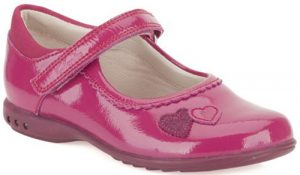Clarks Trixi Heart Berry Pat 500