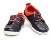 Clarks Crazy Buzz Navy 2 shoes3 500