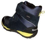 Clarks Huxley lt Navy GTX Heel 500