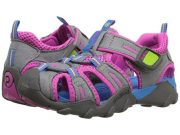PP FLEX CANYON CHARCOAL PINK 2 SHOES 500