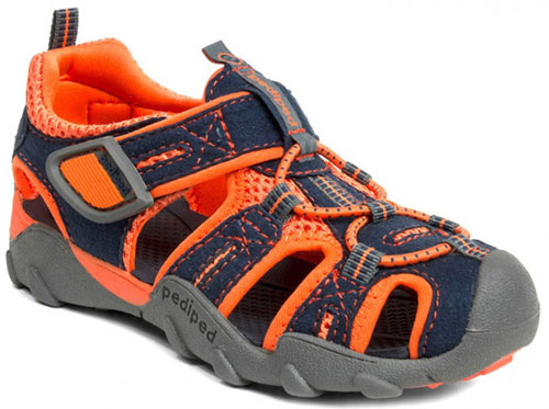PP FLEX CANYON NAVY ORANGE 500