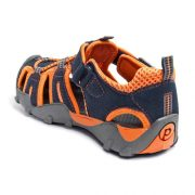 PP FLEX CANYON NAVY ORANGE HEEL 500