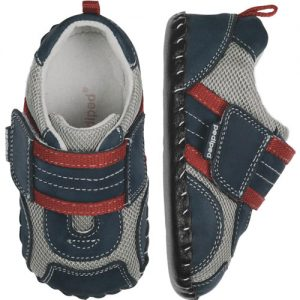 PP O Adrian Navy Grey Red 500