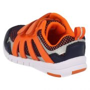 Clarks Azon Move Blue Orange Heel 500