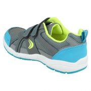 Clarks Cross Zoom Grey Heel 500