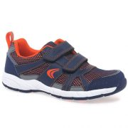 Clarks Cross Zoom Navy side 500