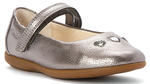 Clarks Dance Pop Metallic 500