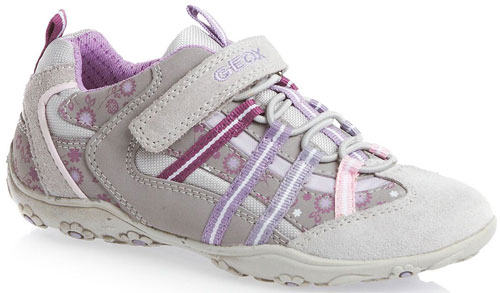 Geox Better Grey Pink 500