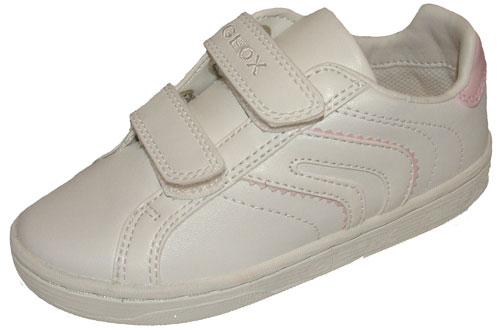 Geox Mania White Pink 500