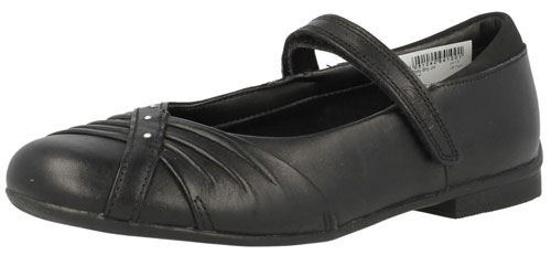 Clarks Dolly Shy Black 500