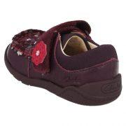 Clarks Litzy Ditz Purple Heel 500