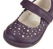 Clarks Softly Ida Purple Toe 500
