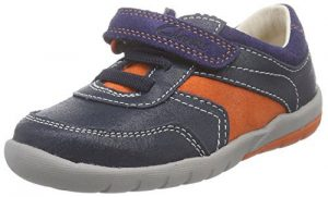 Clarks Softly Lee Navy 500