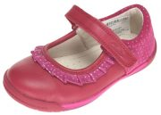 Clarks Softly Stef Pink 500 2